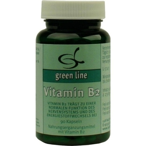 Vitamin B2, 90 ST, 11 A Nutritheke GmbH
