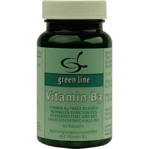 Vitamin B3, 60 ST, 11 A Nutritheke GmbH