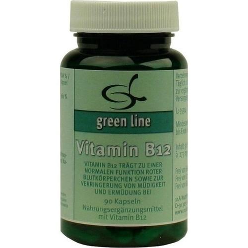 Vitamin B12, 90 ST, 11 A Nutritheke GmbH