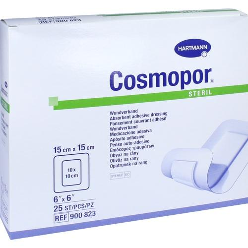 Cosmopor steril 15x15 cm, 25 ST, Paul Hartmann AG