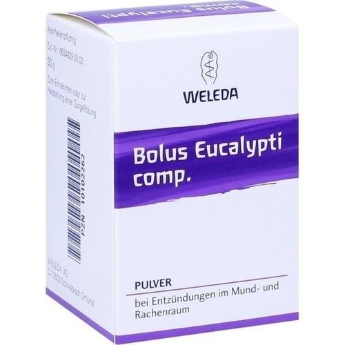 BOLUS EUCALYPTI comp.Pulver, 30 G, WELEDA AG