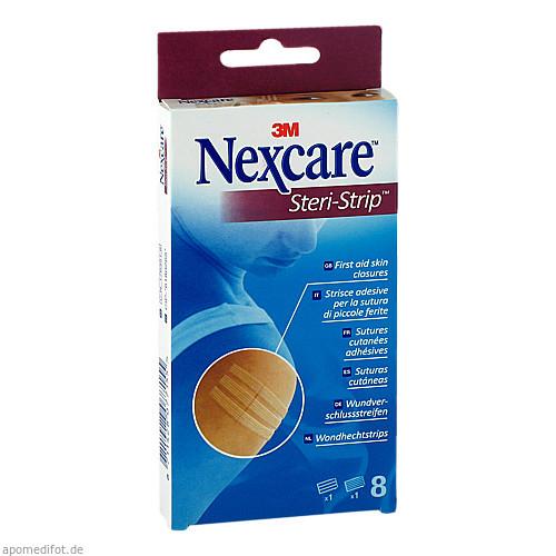 Nexcare 3M Wundverschlussstreifen Steri Strips, 8 ST, Axisis GmbH