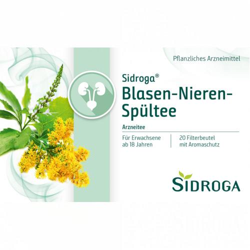 Sidroga Blasen-Nieren-Spültee, 20 ST, Sidroga Gesellschaft Für Gesundheitsprodukte mbH