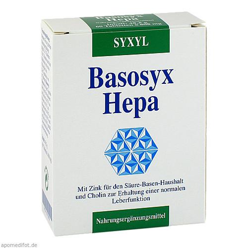 Basosyx Hepa Syxyl, 60 ST, MCM KLOSTERFRAU Vertr. GmbH