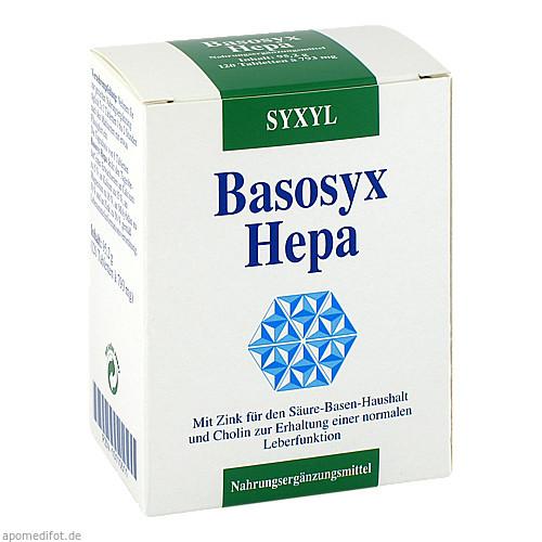 Basosyx Hepa Syxyl, 120 ST, MCM KLOSTERFRAU Vertr. GmbH