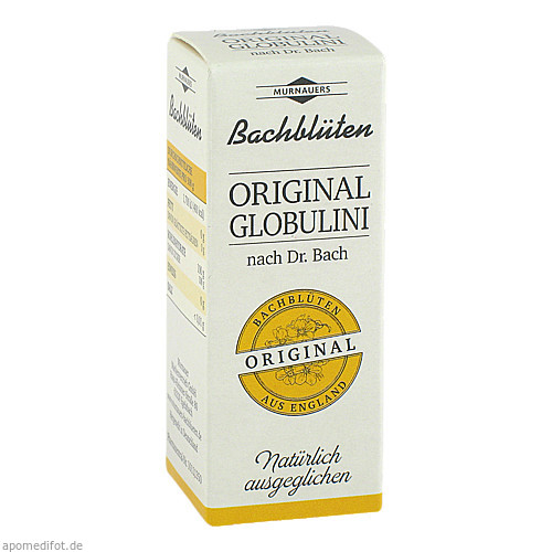 BACHBLÜTEN Original Globulini nach Dr.Bach, 10 G, MURNAUER MARKENVERTRIEB GmbH