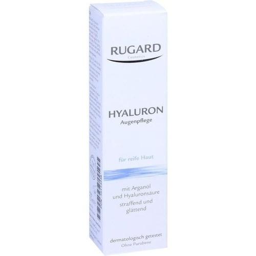 Rugard Hyaluron Augenpflege, 15 ML, Dr.B.Scheffler Nachf. GmbH & Co. KG