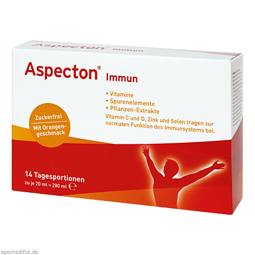 Aspecton Immun, 14 ST, Krewel Meuselbach GmbH