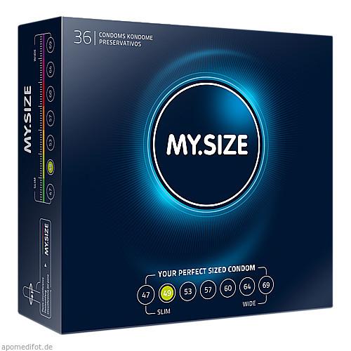 MYSIZE 49, 36 ST, Imp GmbH International Medical Products