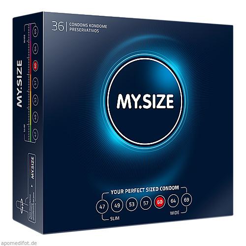 MYSIZE 60, 36 ST, Imp GmbH International Medical Products