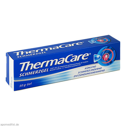 ThermaCare Schmerzgel, 50 G, Pfizer Consumer Healthcare GmbH