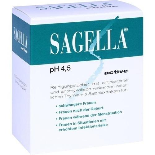 Sagella active, 10 ST, MEDA Pharma GmbH & Co.KG