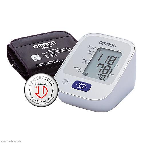 OMRON M300 Oberarm Blutdruckmessgerät HEM-7121-D, 1 ST, Hermes Arzneimittel GmbH