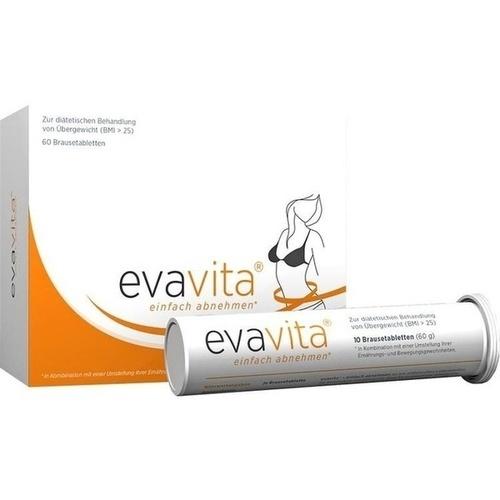 EVAvita einfach Abnehmen, 60 ST, Sanimamed Europe Health S.R.L.