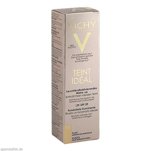 VICHY Teint Ideal Fluid 15, 30 ML, L'oreal Deutschland GmbH