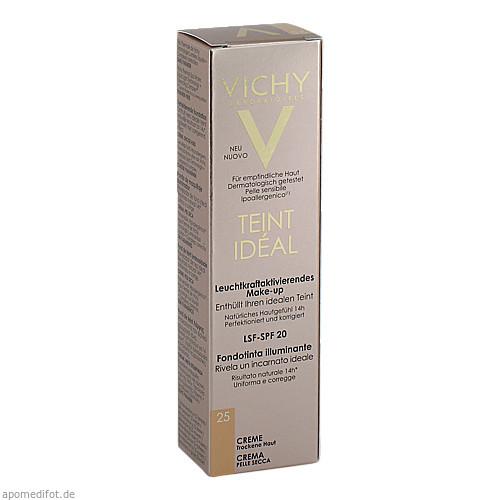 VICHY Teint Ideal Creme 25, 30 ML, L'oreal Deutschland GmbH