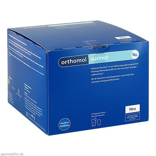 Orthomol aurinor, 30 ST, Orthomol Pharmazeutische Vertriebs GmbH
