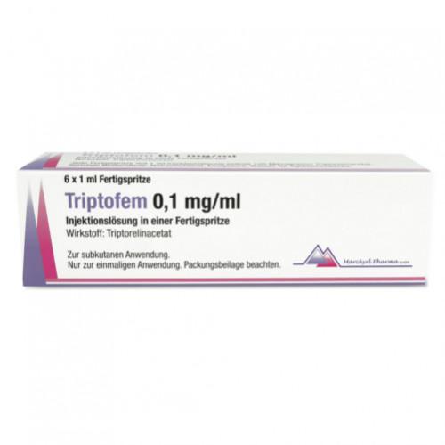 Triptofem, 6 ST, Marckyrl Pharma GmbH