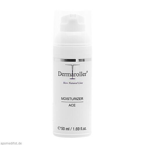 Dermaroller New Natural Line Moisturizer, 50 ML, mi.to. pharm GmbH
