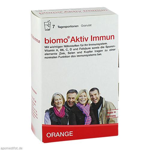 biomo Aktiv Immun, 7 ST, Biomo-Vital GmbH
