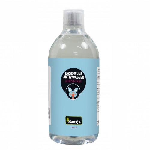 BasenPlus Aktivwasser-Konzentrat, 1000 ML, shanab pharma e.U.