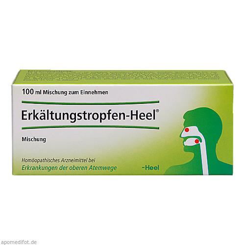 Erkältungstropfen-Heel, 100 ML, Biologische Heilmittel Heel GmbH