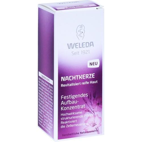 Weleda Nachtkerze Festigendes Aufbau-Konzentrat, 30 ML, Weleda AG