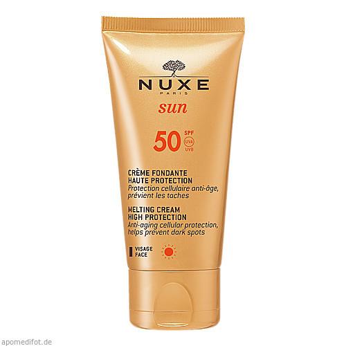 NUXE Sun Creme Visage LSF50, 50 ML, Nuxe GmbH