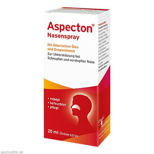 Aspecton Nasenspray (entspricht 1.1% Kochsalz-Lös), 20 ML, Krewel Meuselbach GmbH