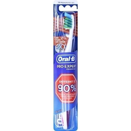 Oral-B ProExp. CrossAction AntiPlaque 35 mittel, 1 ST, Procter & Gamble GmbH
