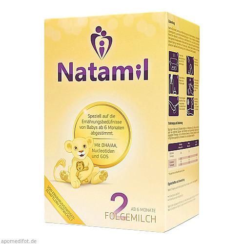 Natamil 2 Folgemilch, 800 G, Natamil GmbH