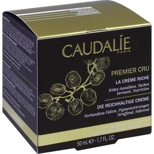 Caudalie Premier Cru Riche, 50 ML, Caudalie Deutschland GmbH