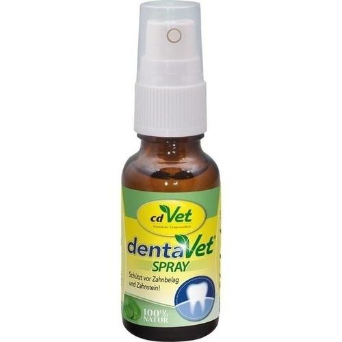 DentaVet Spray, 20 ML, cd Vet Naturprodukte GmbH