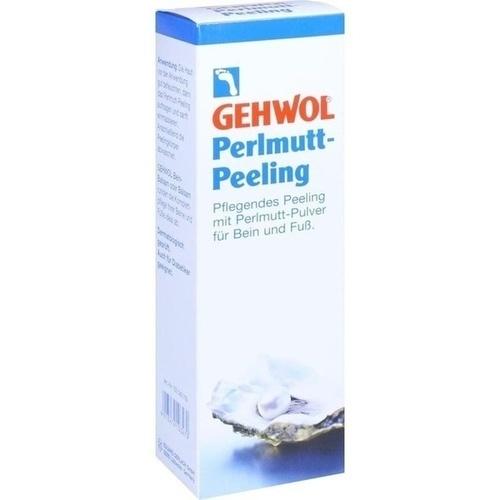 GEHWOL Perlmutt-Peeling, 125 ML, Eduard Gerlach GmbH