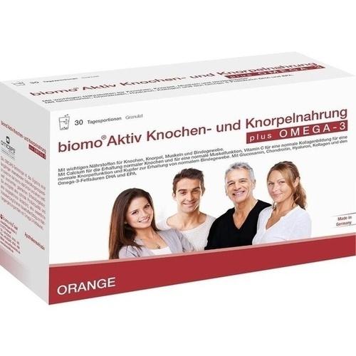 biomo Aktiv Knochen- und Knorpelnahrung, 30 ST, Biomo-Vital GmbH
