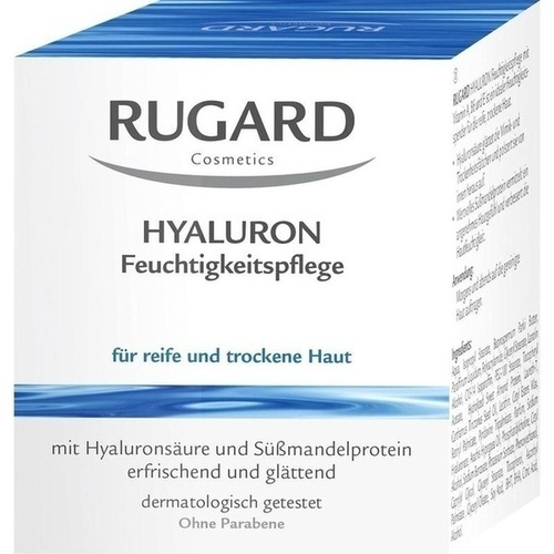Rugard Hyaluron Feuchtigkeitspflege, 50 ML, Dr.B.Scheffler Nachf. GmbH & Co. KG