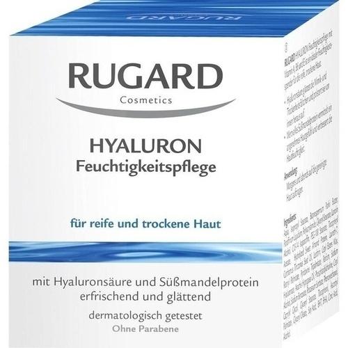Rugard Hyaluron Feuchtigkeitspflege, 100 ML, Dr.B.Scheffler Nachf. GmbH & Co. KG