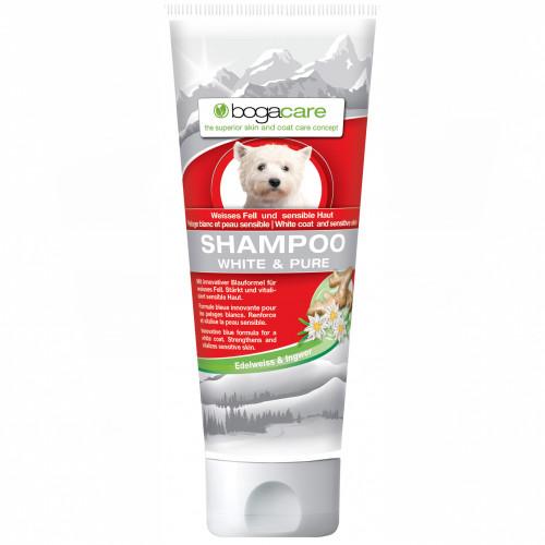bogacare SHAMPOO WHITE&PURE Hund, 200 ML, Werner Schmidt Pharma GmbH