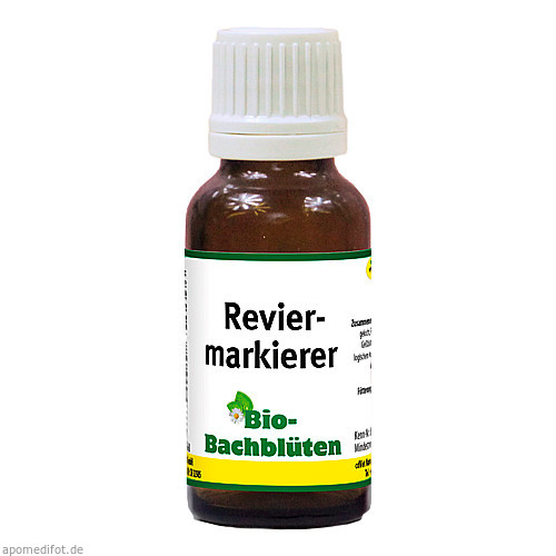 Bachblüte Reviermarkierer für Katzen, 20 ML, cd Vet Naturprodukte GmbH