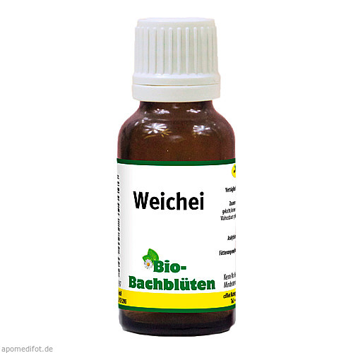 Bachblüte Weichei Vet, 20 ML, cd Vet Naturprodukte GmbH