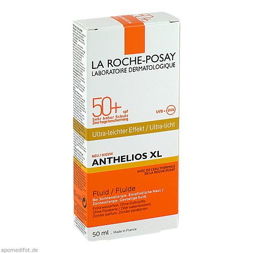 Roche-Posay Anthelios XL Fluid LSF 50+/R, 50 ML, L'oreal Deutschland GmbH