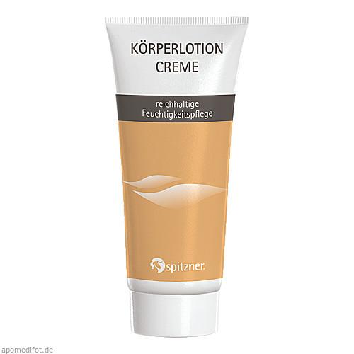 Spitzner Körperlotion Creme, 200 ML, Dr.Willmar Schwabe GmbH & Co. KG