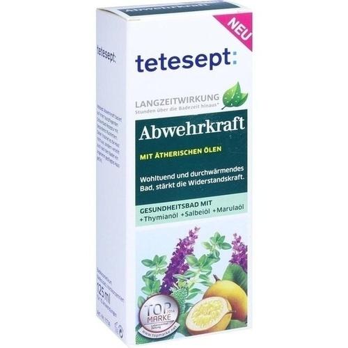 tetesept Abwehrkraft Bad, 125 ML, Merz Consumer Care GmbH