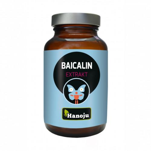 Baicalin Extrakt 400mg Kapseln, 90 ST, shanab pharma e.U.
