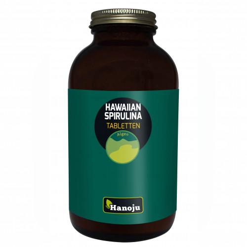 Hawaiian Spirulina 500mg, 650 ST, shanab pharma e.U.