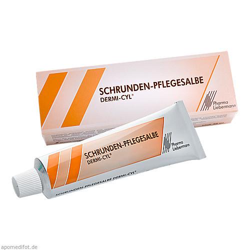 Schrunden-Pflegesalbe Dermi-cyl, 50 ML, Pharma Liebermann GmbH