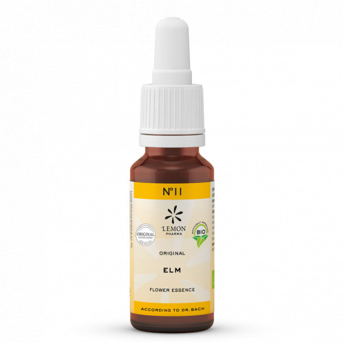 BACHBLUETE 11 ELM BIO, 20 ML, Lemon Pharma GmbH & Co. KG