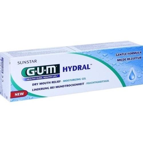 GUM HYDRAL Feuchtigkeitsgel, 50 ML, Sunstar Deutschland GmbH