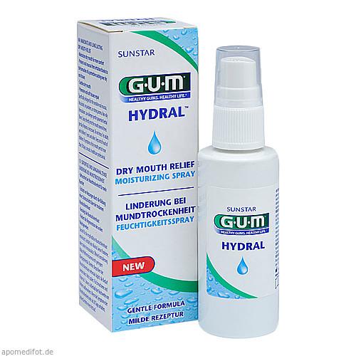 GUM HYDRAL Feuchtigkeitsspray, 50 ML, Sunstar Deutschland GmbH