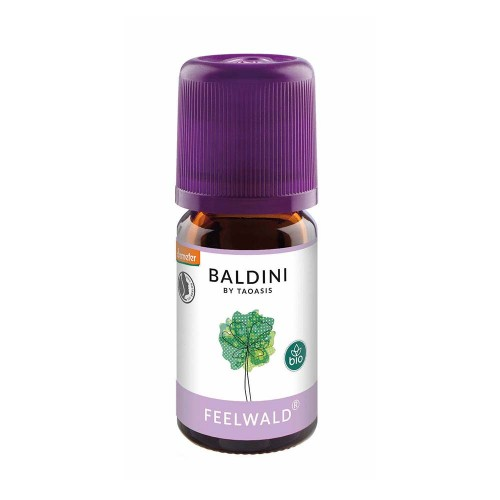 Baldini FEELWALD BIO, 5 ML, Taoasis GmbH Natur Duft Manufaktur